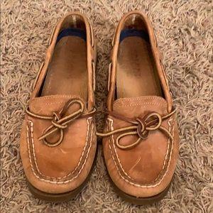 Sperry Leather Women's Boat Dock Shoe Loafer